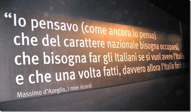 Massima di Massimo d'Azeglio