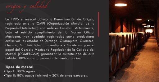 Mezcal Origine e qualità1