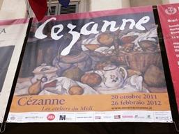 Milano Mostra Cézanne