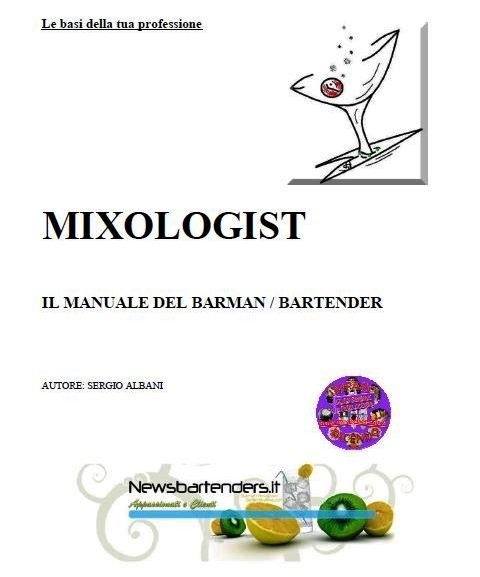 Mixologist il Libro