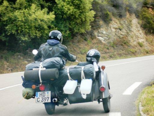 Moto Sidecar