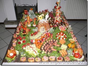 Buffet Di Dolci Di Natale : Il buffet dei dolci la sera del cenone di natale picture of