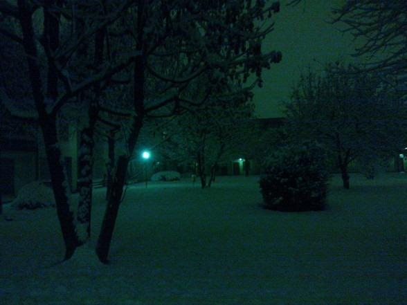 Neve a Dicembre 2012