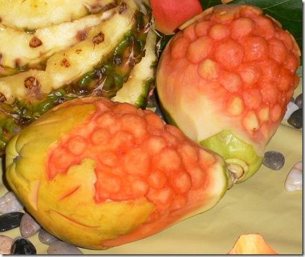 Papaia grappolo d'uva