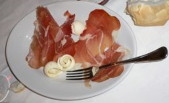 Piatto culatello