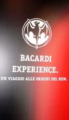RUM Bacardi Museo TOentrata