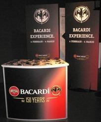 RUM Bacardi Museo TOpresentazione