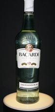 RUM Bacardi Museo bottiglia 1862