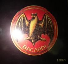 RUM Bacardi Museo logo storico