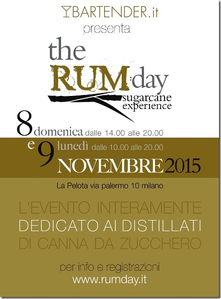 Rum Day 2015
