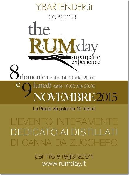 Rum Day 2015