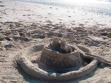 Scultura sabbia1