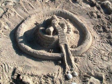 Scultura sabbia2
