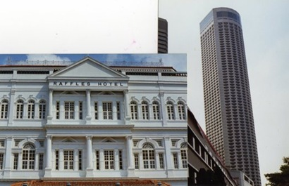 Singapore Raffle's Hotel