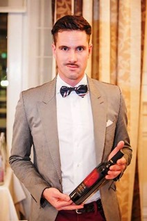 VINO Mirco Battistella con VITAE - credits BATTISTELLA VINI