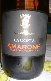 Vino Amarone La Coeta2