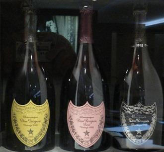 Vino Champagne Moet & Chandon 11