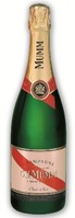 Vino Champagne MummRose
