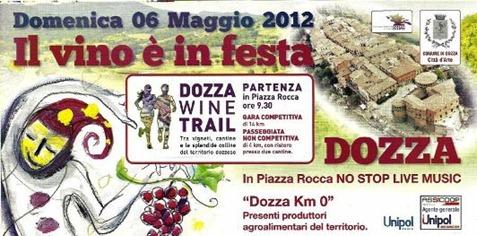 Vino Dozza BO il vino in festa 06 Maggio 2012