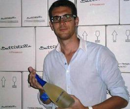 Vino Prosecco. Andrea Battistella