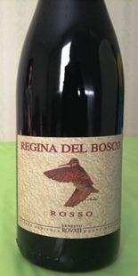Vino Regina del Bosco1