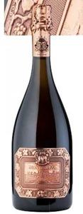 Vino Spumante cabochon rosé brut Monterossa Franciacorta