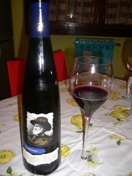 Vino Lambrusco Giuseppe Verdi 1