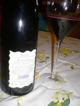Vino Lambrusco Giuseppe Verdi 3