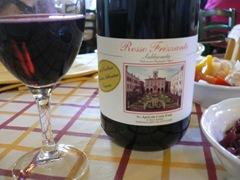 Vino Lambrusco Mantovano
