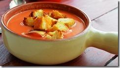 Zuppa fredda Gazpacho