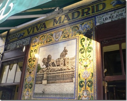 Bar Viva Madrid 8 r