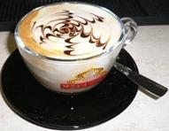 caffè Decorazione Cappuccinor