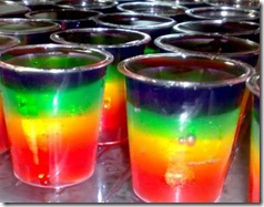 cocktail jelly shots