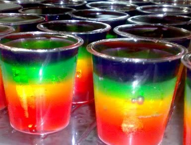 ramos gin fizz jelly shots ocean margarita jelly shots jello shots ...