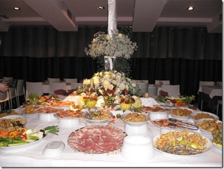 Fruit Carving Buffet 5