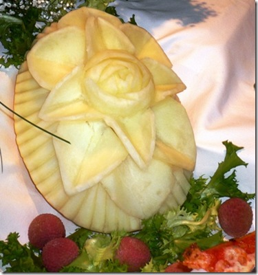 Fruit Carving Buffet
