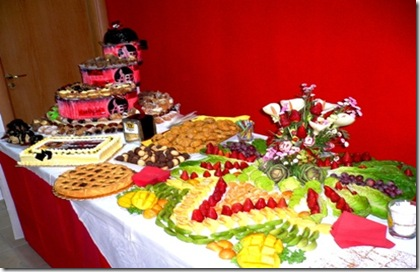 Fruit Carving Buffet Dolce e Frutta