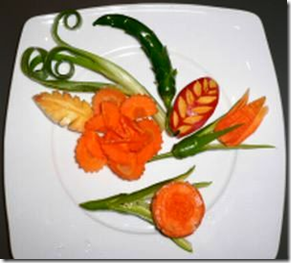 fruit Carving PICCOLI INTAGLI