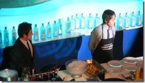 Gin Bombay Sapphire Concorso Barman-Chef Caffè de Canti