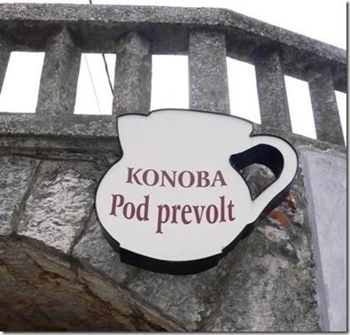 Konoba Pod Prevolt Milohnici KRK 1