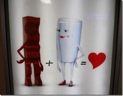 Latte e Cioccolato si Amano
