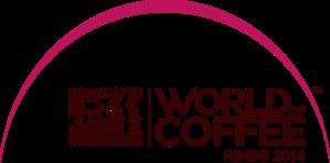 logo worldofcoffee Rimini 2014