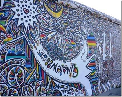Muro Berlino 4