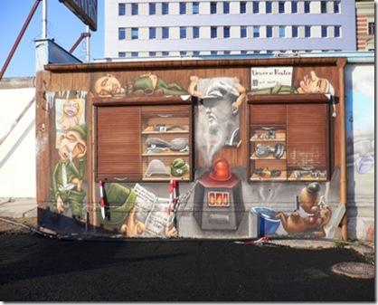 Muro Berlino 5