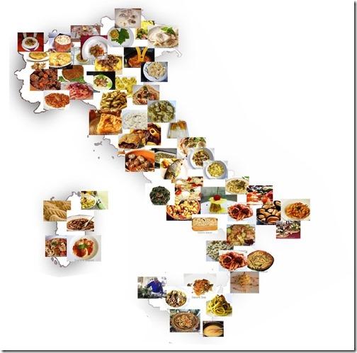 Prodotti tipici regionali italiani tavolo pietra lavica for Roma piatti tipici