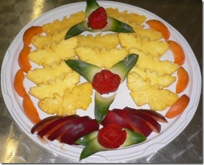 Piatto Frutta