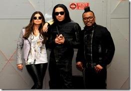 Rum Bacardi e Black Eyed Peas 0