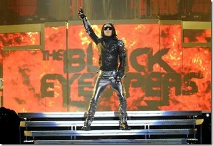 Rum Bacardi e Black Eyed Peas 2