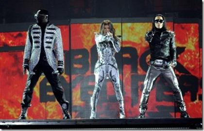 Rum Bacardi e Black Eyed Peas 3