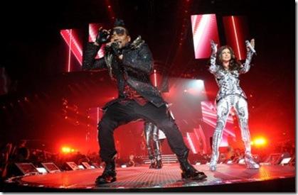 Rum Bacardi e Black Eyed Peas 4